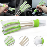 Car Brush Interior Cleaning Tools Air Conditioning Outlet Keyboard Dead Angle Gap Cleaning Brush