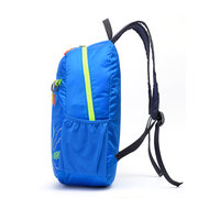 Women Men Folding Nylon Casual Light Waterproof Backpack Storage Bag Outdoor Shoulder Bags