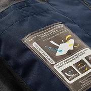 Veste de sport à capuchon détachable décontracté en plein air imperméable pour la pêche mince pour les hommes