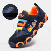 Unisex Color Match Breathable Sport Causal Shoes For Toddler And Kids