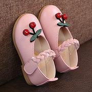 Boucle décorative de crochet de décor de cerise de filles