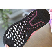 Unisex Kids Hollow-out Mesh Breathable Running Sneakers