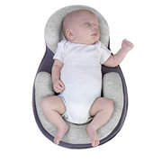 Baby Stereotypes Pillow Infant Newborn Anti-rollover Mattress Pillow Baby Sleep Positioning Pad