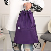 Casual Nylon Lightweight Backpack Shoulder Bags