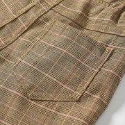 Ensembles pour garçons Chemise Bowknot + Pantalon à bretelles pour 1-9 ans