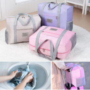 Casual Nylon Folding Portable Travel Storage Bags Clothes Luggage Bags