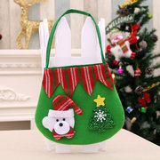 Women Christmas Gift Bag Children Candy Storage Bag