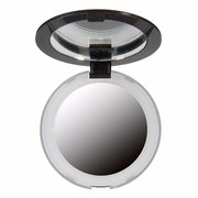 5X Magnifying Round LED Lights Maquiagem Mirror Cosmetic Tool