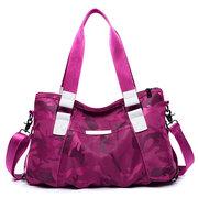 Sacs à main en nylon à grande capacité sac hobo pour femme