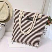 Large-Capacity Multi-Functional Canvas Shoulder Bag Handbags