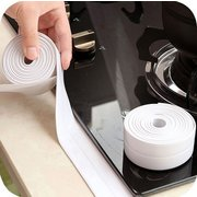 3.2m Kitchen Bathroom Wall Sealing Tape Waterproof Mold Proof Adhesive Tape