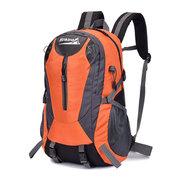 Outdoor Nylon Travel Backpack Sports 5 Colors Big Capacity Bag For Women Men