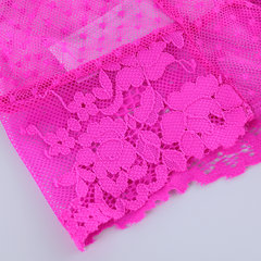 High Waist Tummy Shaping Lace Hollow Breathable Panties