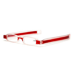 Neue Folding 360 Rotierende Lesebrille Unisex Pen Typ Optische Brille Auge Health Care