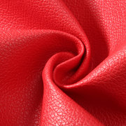 Small Lychee PU Leather Fabric Faux Leather Interior do carro estofos couro 0.5X1.5m