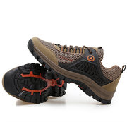Men Breathable Wear-resistant Outdoor Sport Casual Sneakers