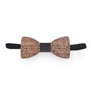 Hommes Vintage Exquis En Bois Cravate Bouton De Manchette Shirt En Métal Carte Carte Boutons De Manchette Pour Mariage Bussiness Cadeau