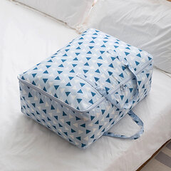Large Capacity Oxford Fabric Quilts Storage Bag Waterproof Home Clothes Quilts Storage