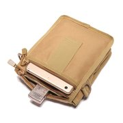 Impermeabile Nylon Outdoor Multi-funzionale Tactical Borsa Crossbody Borsa per gli uomini