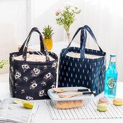 Isolierung Kühler Bales Thermal Oxford Lebensmittel Aufbewahrungstasche Picknick Container Tote Bag