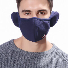 Men Women Cotton Multi Color Reusable Earmuff Mouth Muffs Mask Anti Pollution Dustproof Respirator