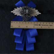 Модный мужской цветочный галстук-бабочка