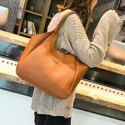 Ensemble de 4 pièces de sacs en cuir PU sac porté main sac porté épaule sac porté croisé pochette porte-carte