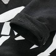 2 Pcs Meninos de Lazer Impressão Dinossauro Com Capuz Shirt + Calças Longas Conjuntos Para 1Y-7Y