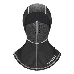 Men Winter Velvet Breathable Face Mask Cap Outdoor Cycling Skiing Windproof Warm Elasticity Hat