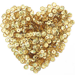 DIY Oval Round Loose Sequins Paillettes Sewing Wedding Craft Clothes Multi-color