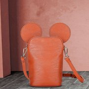 eed6210f0ba625 ... Shoulder Bags Girls Cute Animal Shape Phone Crossbody Bags Bucket Bags  For Women ...