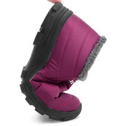 Waterproof Soft Sole Slip On Warm Casual Snow Ankle Boots