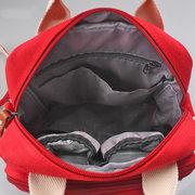 نساء قماش متعددة الوظائف مومي طفل حقائب الكتف حقيبة الظهر