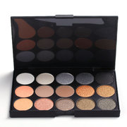 15 Earth Color Matte Eyeshadow Palette Cosmética Shimmer Eye Shadow Eyes Makeup Set