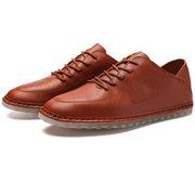 Мужская обувь больших размеров с противоскользящим складным каблуком