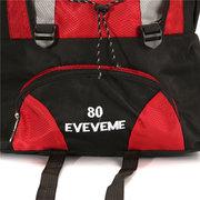 Дорожная сумка большой вместимости рюкзак из нейлона