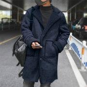 Cappotto di lana mista