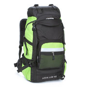 40L Large Capacity Outdoor Travel Backpack Waterproof Nylon Backpack For Women Men