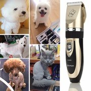 NOUVEAU Electric Animal Pet Dog Cat Hair Trimmer Shaver Razor Grooming Quiet Clipper