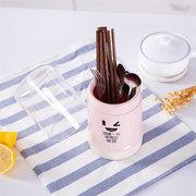 Творческая кухонная посуда Сливная стойка Палочка для еды Ложка для вилочных захватов Столик для хранения столовых приборов Съемный