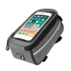 Men And Women Oxfold Waterproof Touch Screen 6 Inch Phone Bag Bicycle Riding Bag