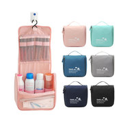 Waterproof Large Capacity Portable Travel Storage Bag Wash Bag Can Be Hanging Storage Bag