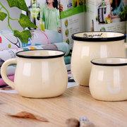 Tazza di ceramica cn stampa fantasia