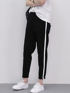 Pantaloni casual con coulisse