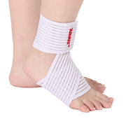 1Pcs Professional Sports Ankle Strain Bandages Elastic Ankle Support Brace Protector For Fitness