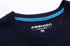 Mens Plus Size Casual 3D Priate Printing T-shirt Personality Short Tees