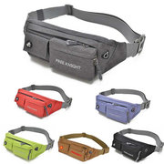 Men And Women Water Resistant Outdoor Fanny Bags Multi-function Chest Bags