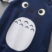 Cute Animal Pattern Baby Short Sleeve Romper For 0-24M