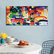 Large Canvas Huge Modern Wall Art Painting Picture Print Unframed Home Decor