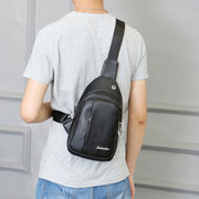 Vintage Casual Chest Bag Crossbody Bag Sling Bag For Men